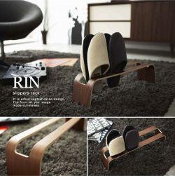 slippers rack RIN(リン)☆プライウッド製スリッパラック!の画像