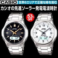 【送料無料】カシオ CASIO 電波ソーラー腕時計マルチバンド6【カタログ掲載1406】【国内正規品】の画像
