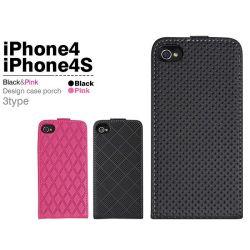 iPhone4/iPhone4S専用デザインケースポーチip4s-5037☆iPhone4・iPhone4S専用スマホケース・スマホカバーの画像