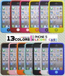 iPhone5専用 スイッチシリコンケース ip5-2006☆iPhone5用スマホケース スマホカバーの画像
