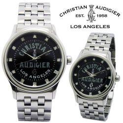 Christian Audigier(クリスチャンオードジェー) ミディアムフェイス メンズ腕時計AC-W-TWC709☆LAセレブ御用達ブランドウォッチの画像