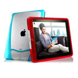 iSkin ハイブリッドケース Vu for iPad☆操作性や保護機能、独創的なデザインに定評のあるモデルの画像