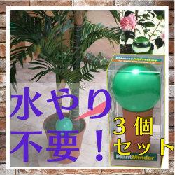 プラントマインダー ミニ3個セット☆水やりは植物の気持ちに任せませんか?の画像
