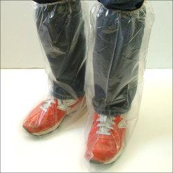 NEW使い捨てシューズ保護カバー(25足組)【カタログ掲載1303】☆靴の上からそのまま履くだけ。持ち運びにも便利です!の画像