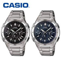 【送料無料】カシオ CASIO 電波ソーラー腕時計マルチバンド6【国内正規品】の画像