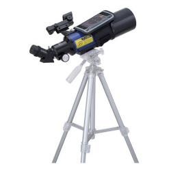 天体望遠鏡 屈折式・経緯台 レイメイRXA173【送料無料】☆自由研究からレジャーまで!組立簡単なコンパクト天体望遠鏡!の画像