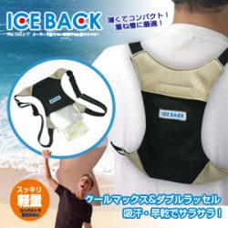 アイスバック2 BR-530☆水を保水し、気化熱利用で冷涼感!の画像