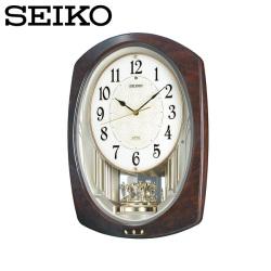 セイコー SEIKO 電波掛け時計 AM239H ウエーブシンフォニー Wave Symphony【送料無料】☆セイコーのオシャレな電波掛け時計!の画像