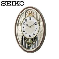セイコー SEIKO 電波掛け時計 AM255B【送料無料】☆精度とデザイン性で高評価のセイコー時計!の画像