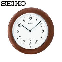 セイコー SEIKO 掛け時計 AM520B☆精度とデザイン性で高評価のセイコー時計!の画像