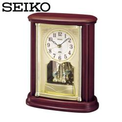 セイコー SEIKO 電波置き時計 BY227B【送料無料】☆精度とデザイン性で高評価のセイコー時計!の画像