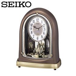 セイコー SEIKO 電波置き時計 BY230H【送料無料】☆精度とデザイン性で高評価のセイコー時計!の画像