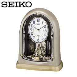 セイコー SEIKO 電波置き時計 BY231S【送料無料】☆精度とデザイン性で高評価のセイコー時計!の画像