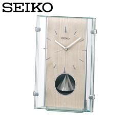 セイコー SEIKO 電波置き時計 BY232M【送料無料】☆精度とデザイン性で高評価のセイコー時計!の画像