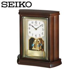 セイコー SEIKO 電波置き時計 BY233B【送料無料】☆精度とデザイン性で高評価のセイコー時計!の画像