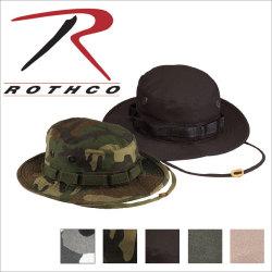 ROTHCO ロスコ ブーニーハット 帽子☆コンパクトにまとめて簡単バッグに収納!の画像