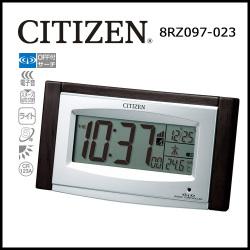 シチズン 電波時計 パルデジットソーラーコンビの画像