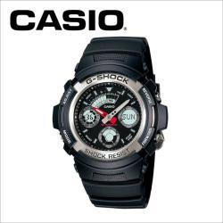 【送料無料】カシオ CASIO g-shock 腕時計 AW-590-1AJF【国内正規品】の画像