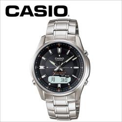 【送料無料】カシオ CASIO ソーラー電波腕腕時計  LCW-M100D-1AJF LINEAGE リニエージ【国内正規品】の画像