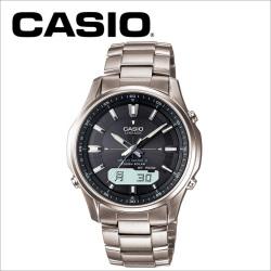 【送料無料】カシオ CASIO ソーラー電波腕時計 LCW-M100TD-1AJF LINEAGE リニエージ【国内正規品】の画像