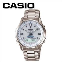 【送料無料】カシオ CASIO ソーラー電波腕時計 LCW-M100TD-7AJF マルチバンド 6  LINEAGE リニエージ【国内正規品】の画像