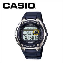 【送料無料】カシオ CASIO 電波腕時計 WV-M200-2AJF ランニングウォッチ スポーツウォッチ マルチバンド5 【国内正規品】の画像