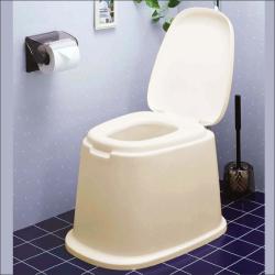 簡易洋式トイレ 据置型 【カタログ掲載1311】の画像