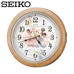 セイコー SEIKO 電波掛け時計 FW561A ディズニータイム からくり時計 電波時計 ミッキー ミニー SEIKO CLOCK【送料無料】の画像