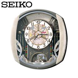 セイコー SEIKO 電波掛け時計 FW563A ディズニータイム からくり時計 電波時計 ミッキー ミニー SEIKO CLOCK【送料無料】の画像