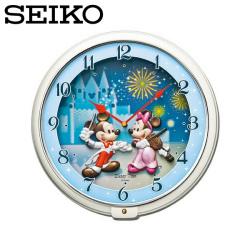 セイコー SEIKO 掛け時計 FW568W ディズニータイム 時計 ミッキー ミニー  SEIKO CLOCKの画像