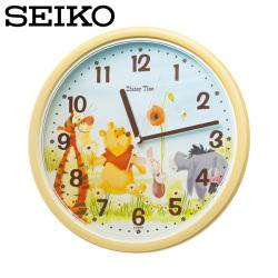 セイコー SEIKO 掛け時計 FW570Y くまのプーさん ディズニータイム 時計 SEIKO CLOCKの画像