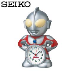 セイコー SEIKO 目覚まし時計 ウルトラマン JF336A 置き時計 おしゃべり SEIKO CLOCKの画像