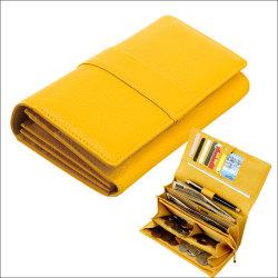 小銭分別風水長財布の画像