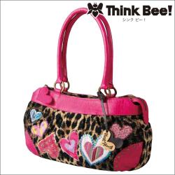 《完売》アニマルハートショルダーバッグ シンクビー Think Bee! 【カタログ掲載1403】【送料無料】