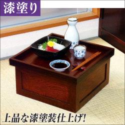 なつかしい 箱膳【カタログ掲載1403】の画像