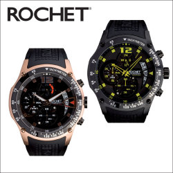 ROCHET ロシェ MOTER SPORT IGNITION 腕時計【送料無料】の画像