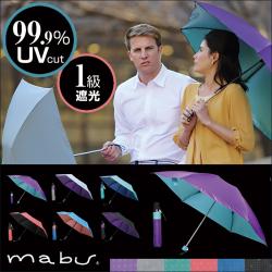 mabu マブ 晴雨兼用折りたたみ傘UVカットミニ MBU-EUVの画像
