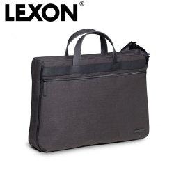 LEXON エクスパンダブルドキュメントバッグ ラップトップ LN404Nの画像