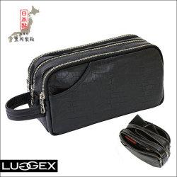 LUGGEX ラジェックス ナイルポーチ 3層式【15-0008】セカンドバッグ【送料無料】の画像