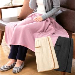 ふんわりあったか巻きスカート【チラシ掲載1410】の画像