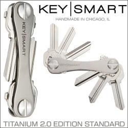 KEY SMART TITANIUM 2.0 EDITION STANDARD キースマート チタン スタンダードの画像