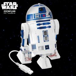 STAR WARS (スターウォーズ) R2-D2 USB HUB【ポイント5倍】の画像