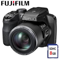 富士フイルム FinePix 光学50倍ズームデジタルカメラ特別セット【送料無料】の画像