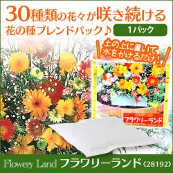 花の種ブレンドパック フラワリーランド 28192 【1パック】の画像