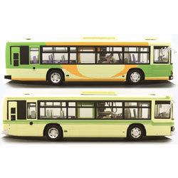 1/32 R/Cバス 都営/大阪市交通局 いすゞエルガ(路線)【送料無料】の画像