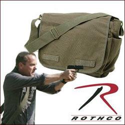ROTHCO社 24TWENTY FOUR メッセンジャーバッグ 『JACK BAG』の画像