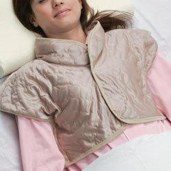 吸湿発熱繊維 おやすみベスト 1枚【カタログ掲載1410】の画像