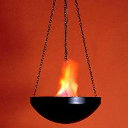 炎のディスプレイ フレームライト 大型吊り下げタイプ BB-205【送料無料】の画像