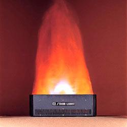<<受注生産>>炎のディスプレイ フレームライト 大型フロアータイプ BB-208【送料無料】の画像