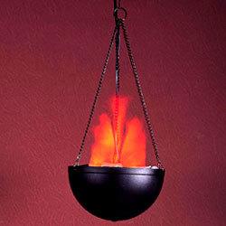 炎のディスプレイ フレームライト 小型吊り下げタイプ BB-200の画像